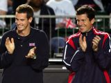 Andy Murray & Tim Henman Unite